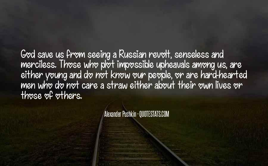 Alexander Pushkin Quotes #728753
