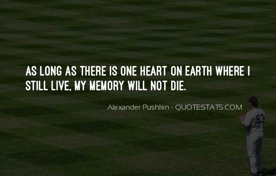 Alexander Pushkin Quotes #750451