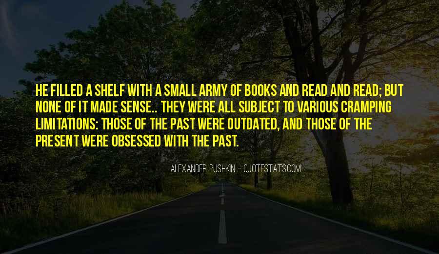Alexander Pushkin Quotes #75414
