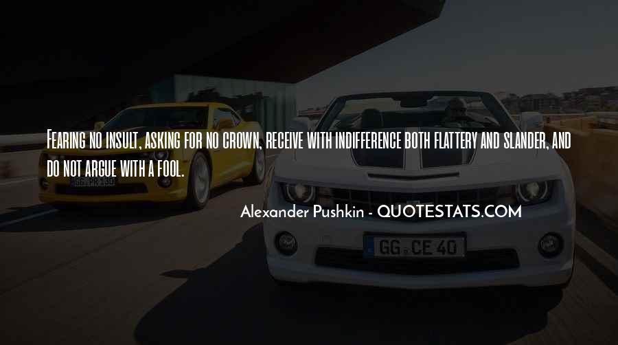 Alexander Pushkin Quotes #79427
