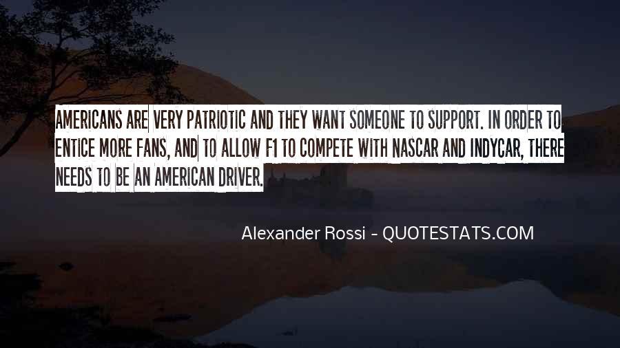 Alexander Rossi Quotes #1095477