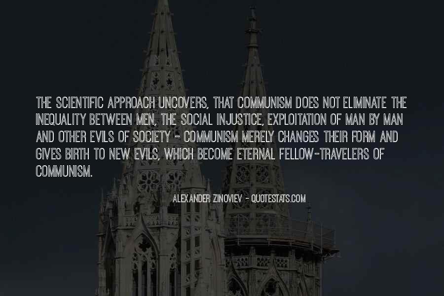 Alexander Zinoviev Quotes #1197888