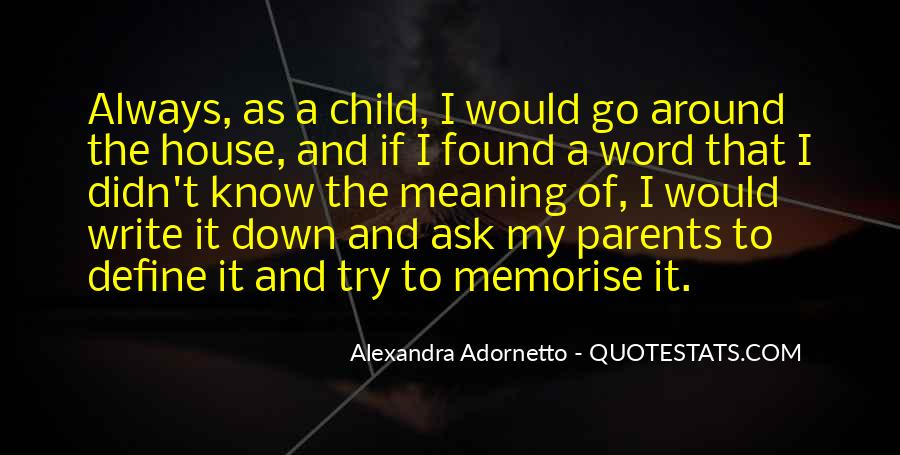 Alexandra Adornetto Quotes #1227909