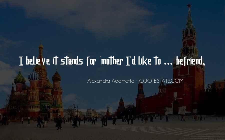 Alexandra Adornetto Quotes #1233012