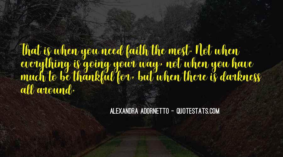 Alexandra Adornetto Quotes #1348805