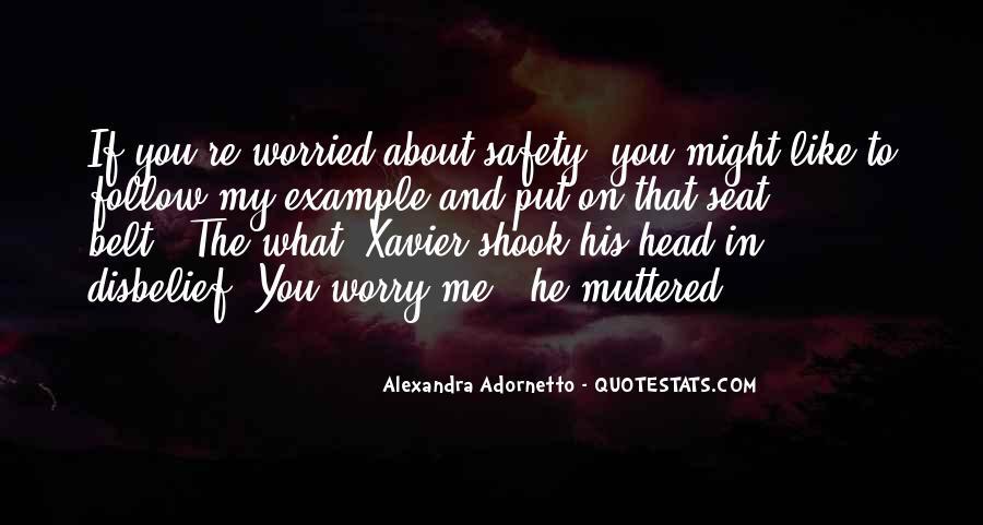Alexandra Adornetto Quotes #1422130