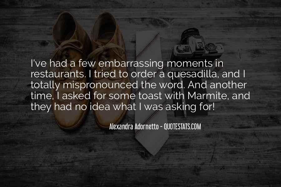 Alexandra Adornetto Quotes #1488958
