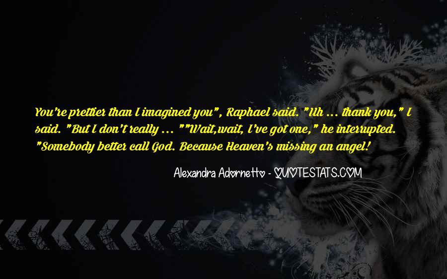 Alexandra Adornetto Quotes #1517895