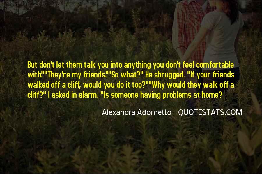 Alexandra Adornetto Quotes #1581679