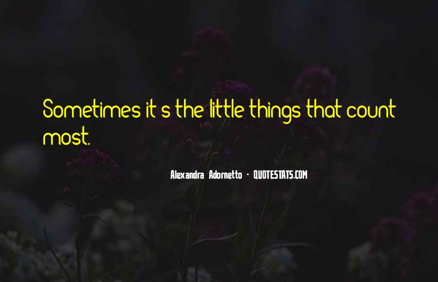Alexandra Adornetto Quotes #1604845