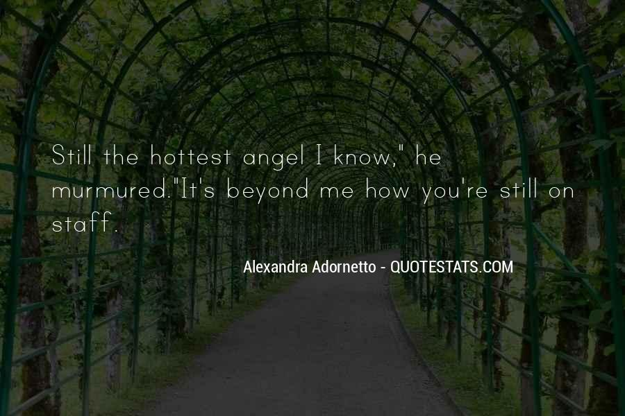Alexandra Adornetto Quotes #1646334