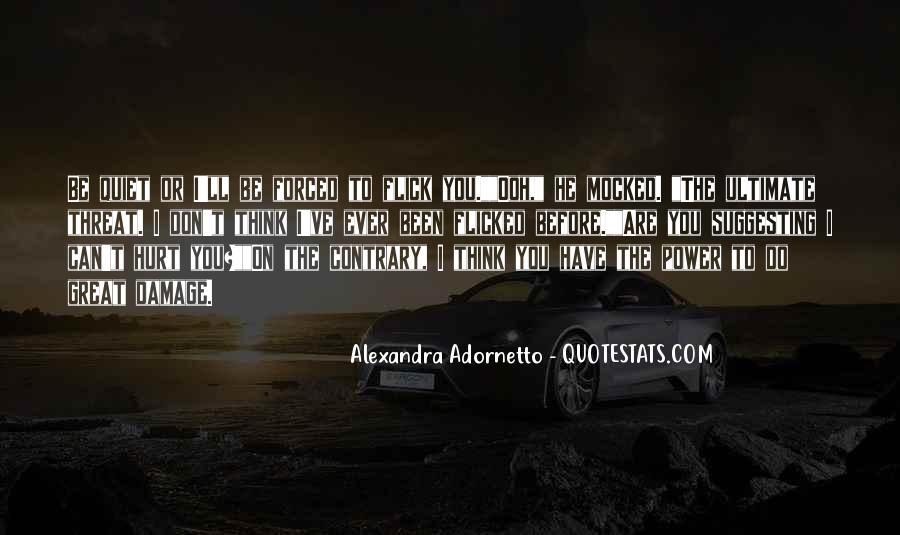 Alexandra Adornetto Quotes #1709732
