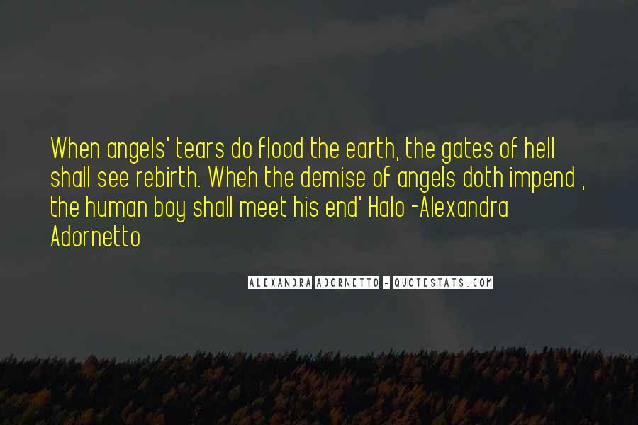 Alexandra Adornetto Quotes #1742971
