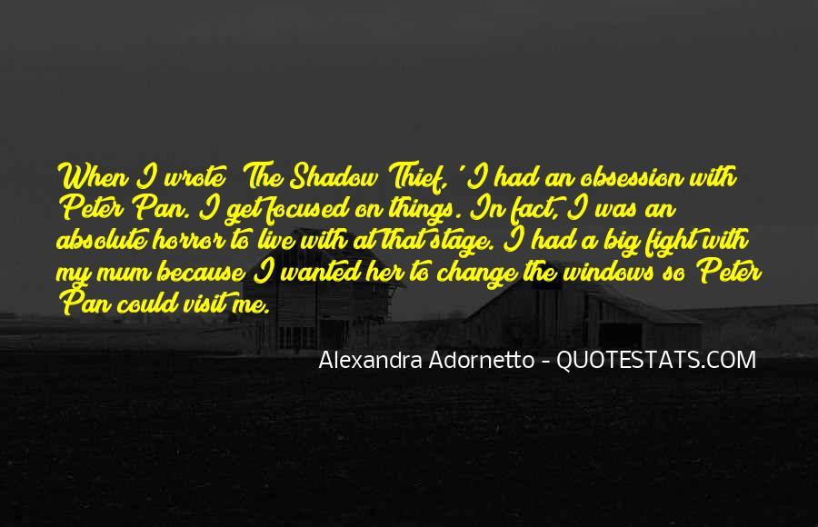 Alexandra Adornetto Quotes #1747299