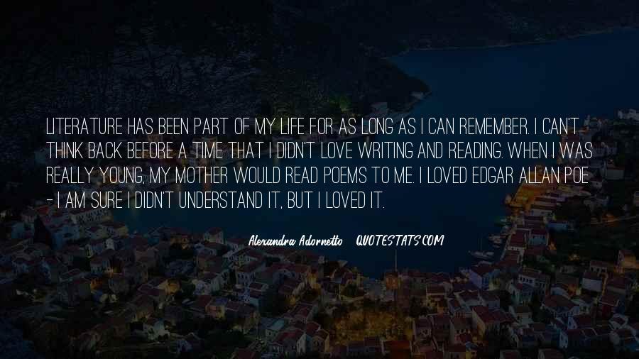 Alexandra Adornetto Quotes #1790410
