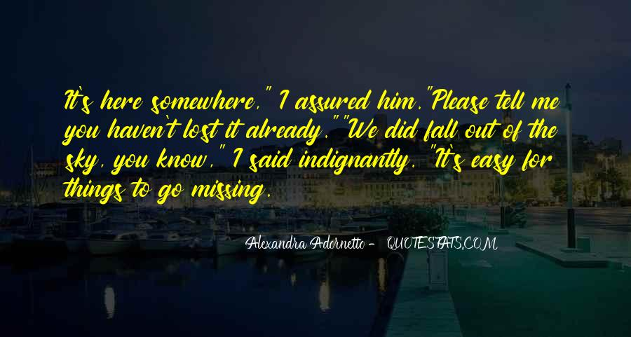 Alexandra Adornetto Quotes #1870485
