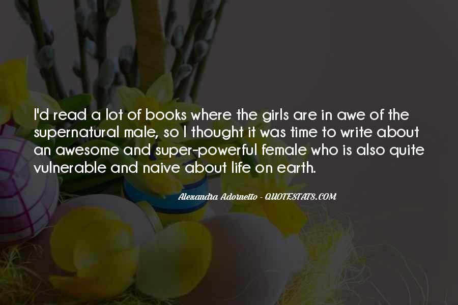 Alexandra Adornetto Quotes #368408
