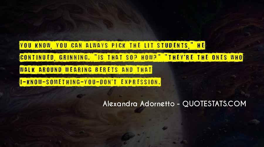 Alexandra Adornetto Quotes #499175