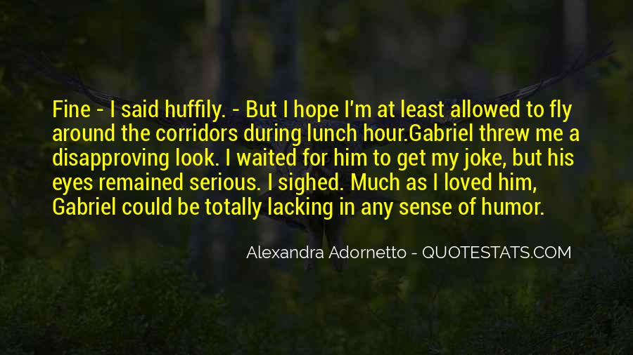 Alexandra Adornetto Quotes #543205