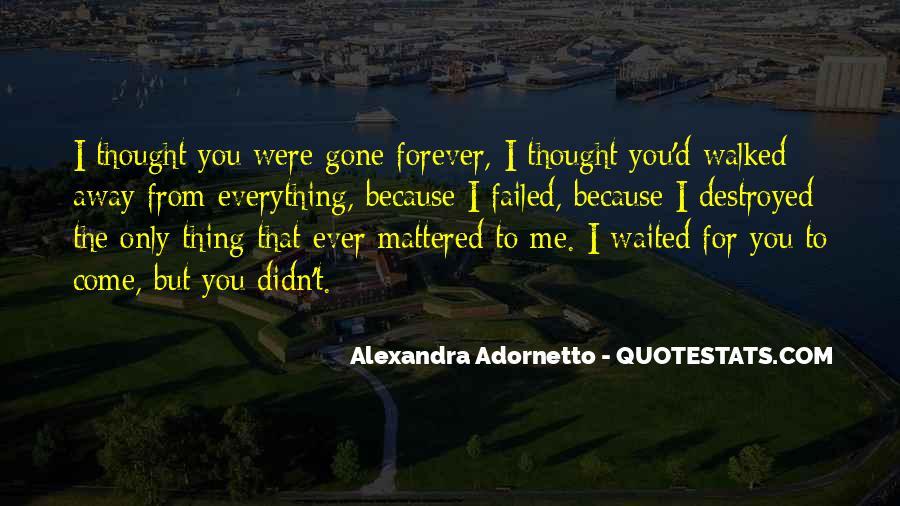 Alexandra Adornetto Quotes #563799