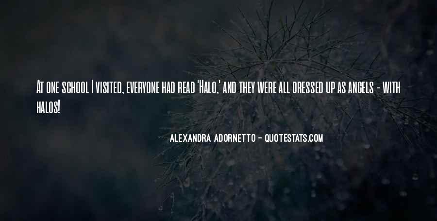 Alexandra Adornetto Quotes #744876