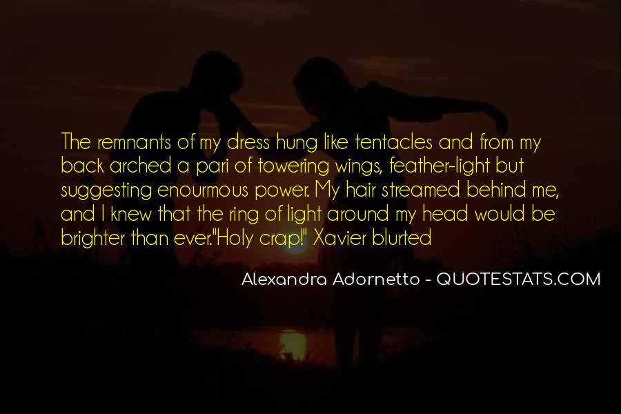 Alexandra Adornetto Quotes #749711