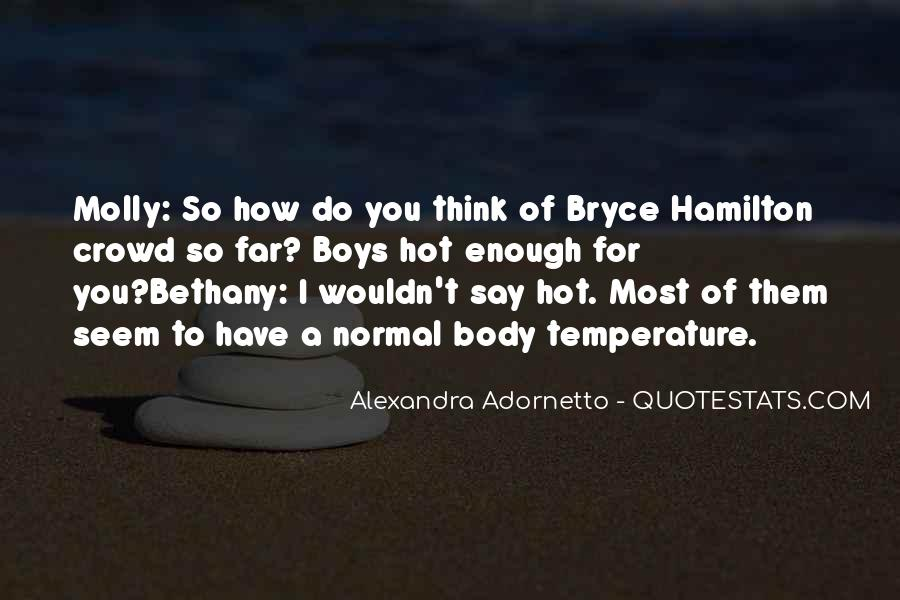 Alexandra Adornetto Quotes #837024