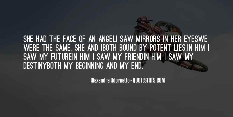 Alexandra Adornetto Quotes #853264