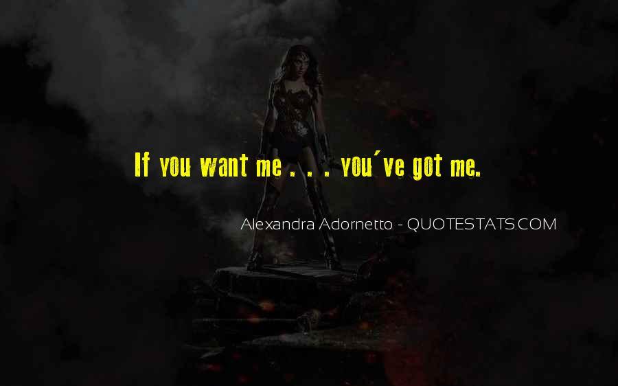 Alexandra Adornetto Quotes #977813