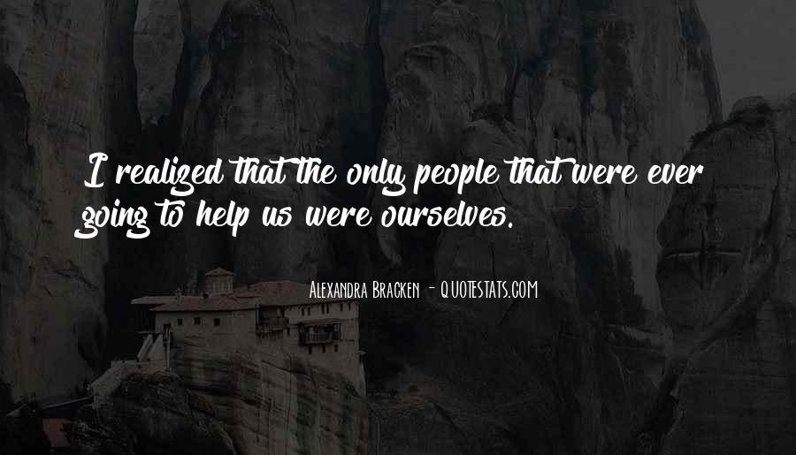 Alexandra Bracken Quotes #1001097