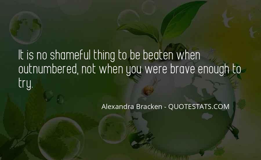 Alexandra Bracken Quotes #1022753