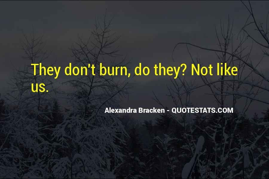Alexandra Bracken Quotes #1058830