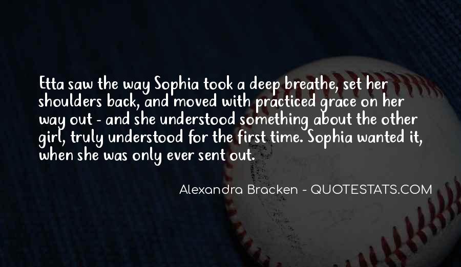 Alexandra Bracken Quotes #1065141