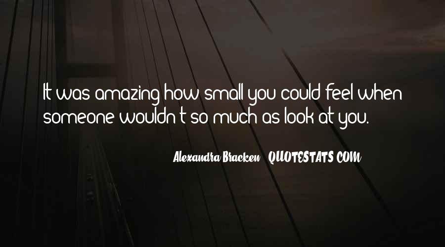 Alexandra Bracken Quotes #1093527