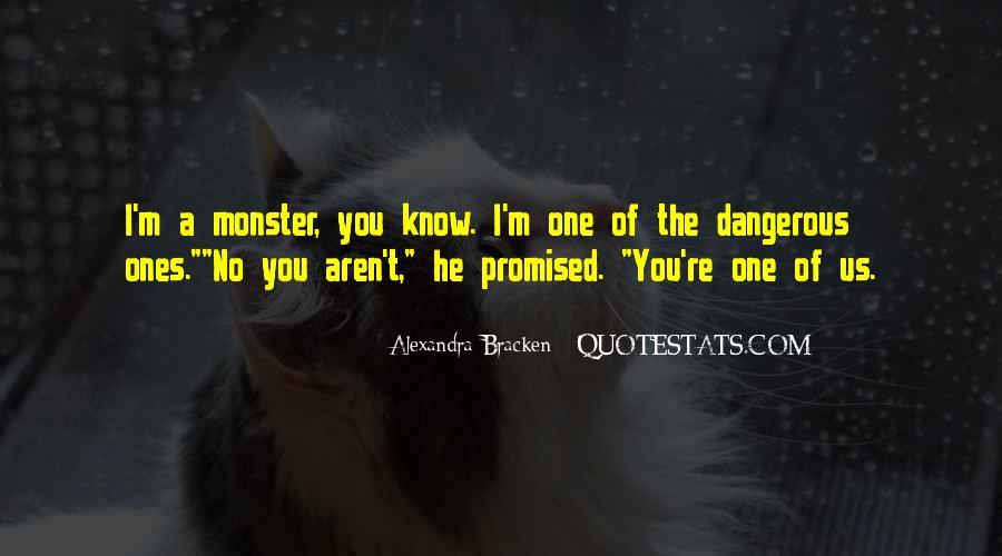 Alexandra Bracken Quotes #1124904