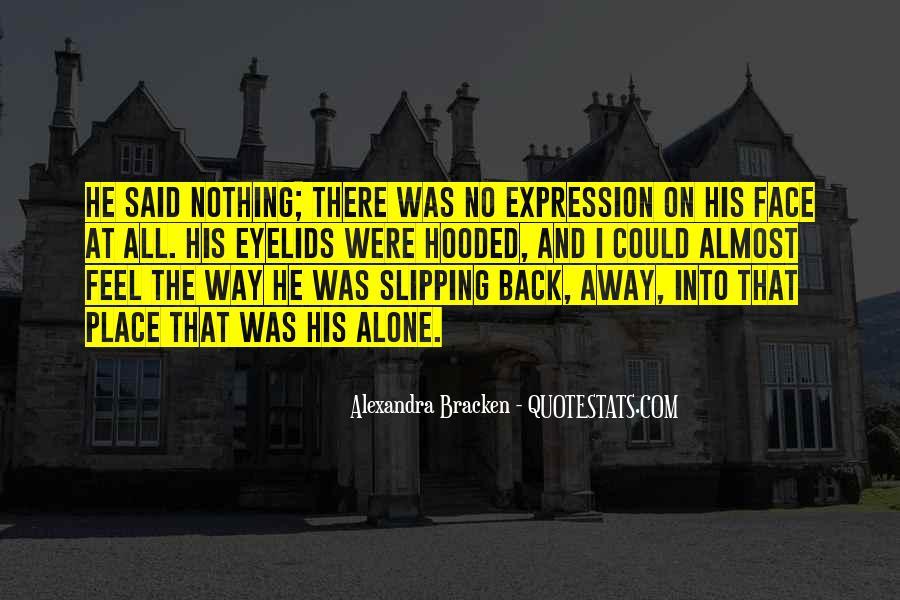 Alexandra Bracken Quotes #1189812