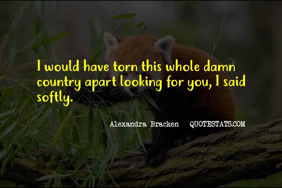 Alexandra Bracken Quotes #1393180