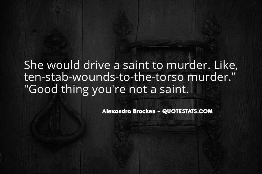 Alexandra Bracken Quotes #1458415