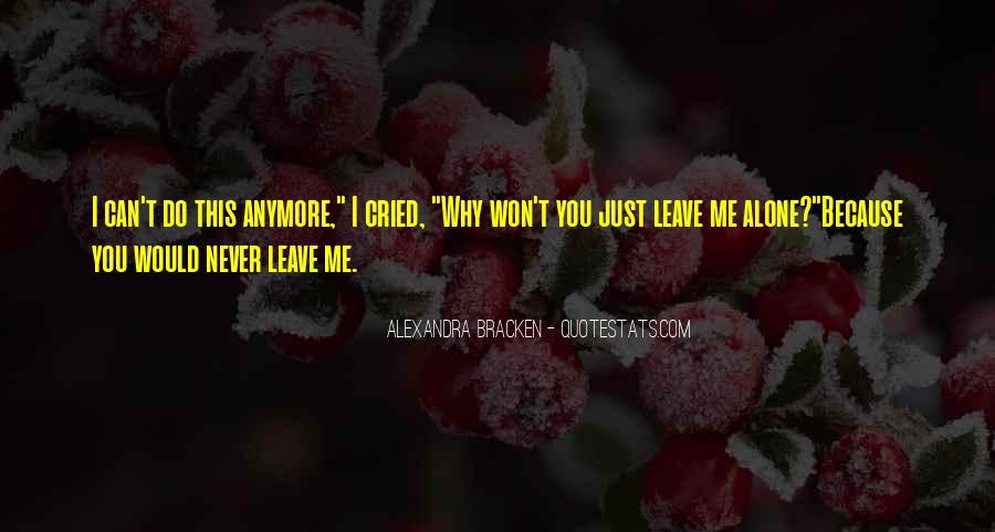 Alexandra Bracken Quotes #1480024