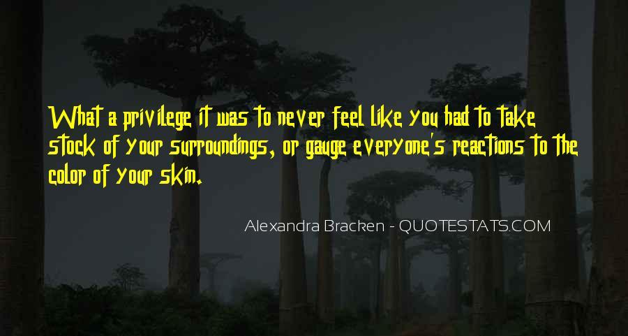 Alexandra Bracken Quotes #1490284