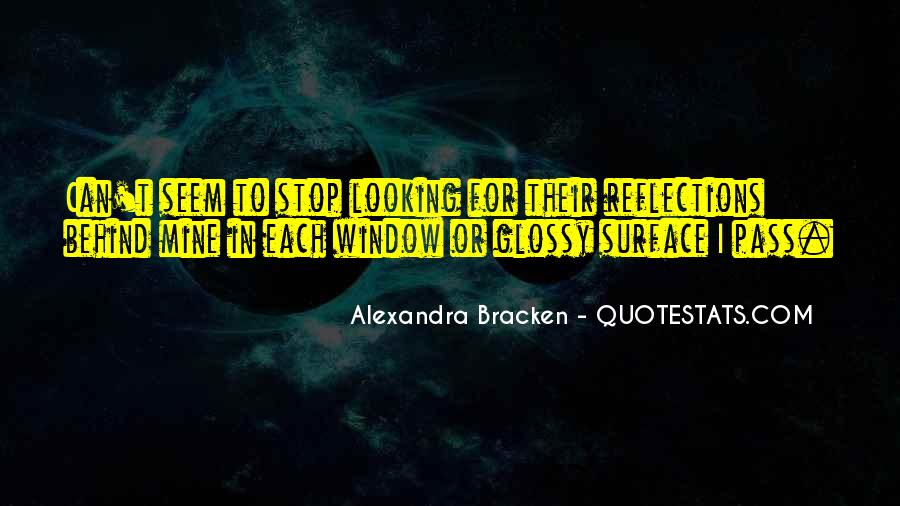 Alexandra Bracken Quotes #1528464