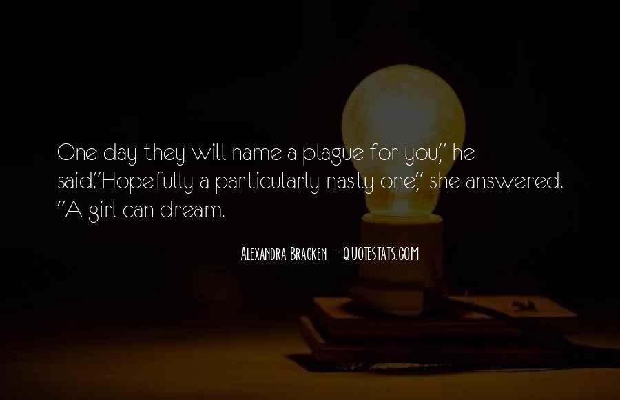 Alexandra Bracken Quotes #156921