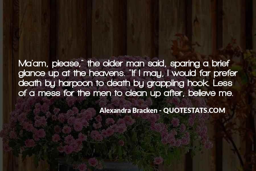 Alexandra Bracken Quotes #1664353