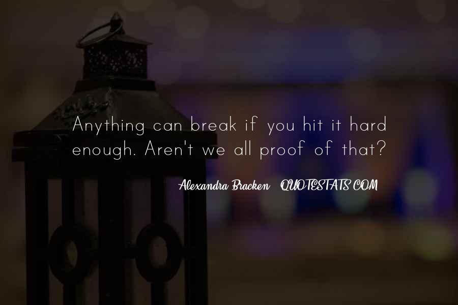 Alexandra Bracken Quotes #1684317