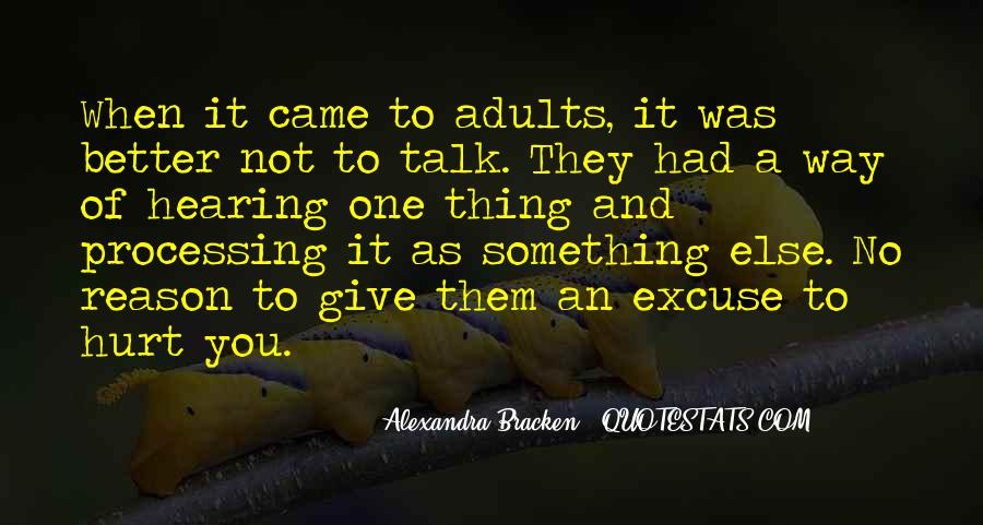 Alexandra Bracken Quotes #1701152