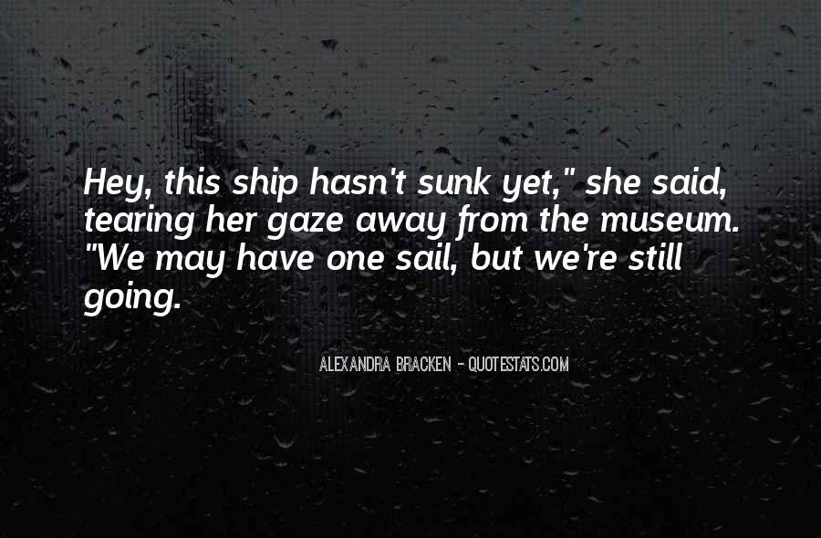 Alexandra Bracken Quotes #1732291