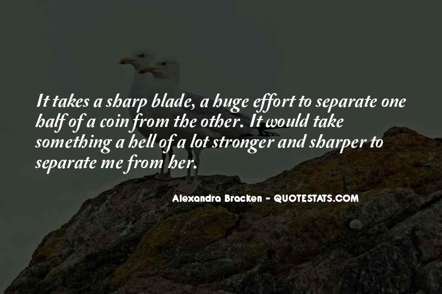 Alexandra Bracken Quotes #1806385