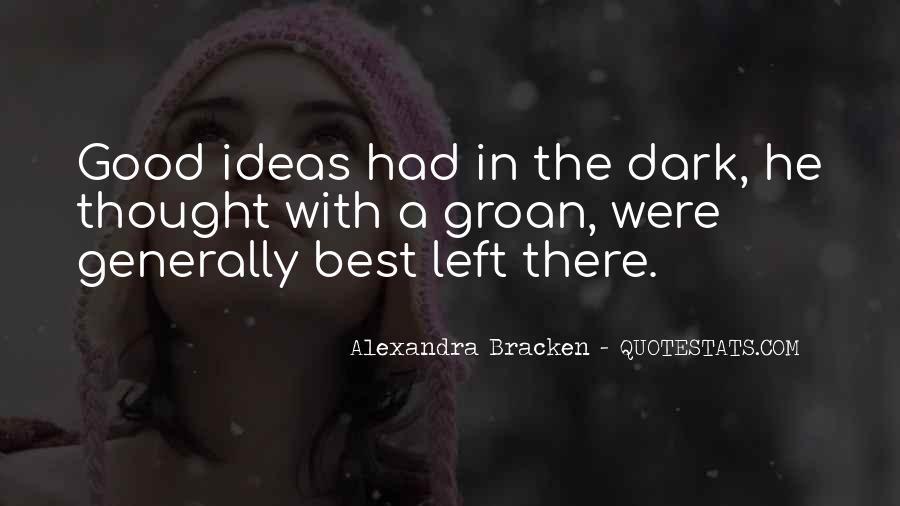 Alexandra Bracken Quotes #1842771