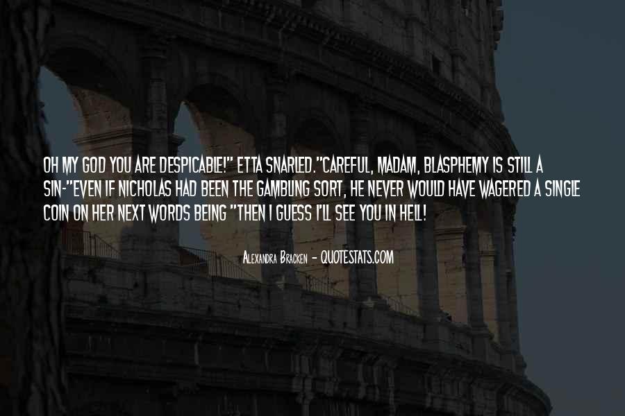 Alexandra Bracken Quotes #1843423