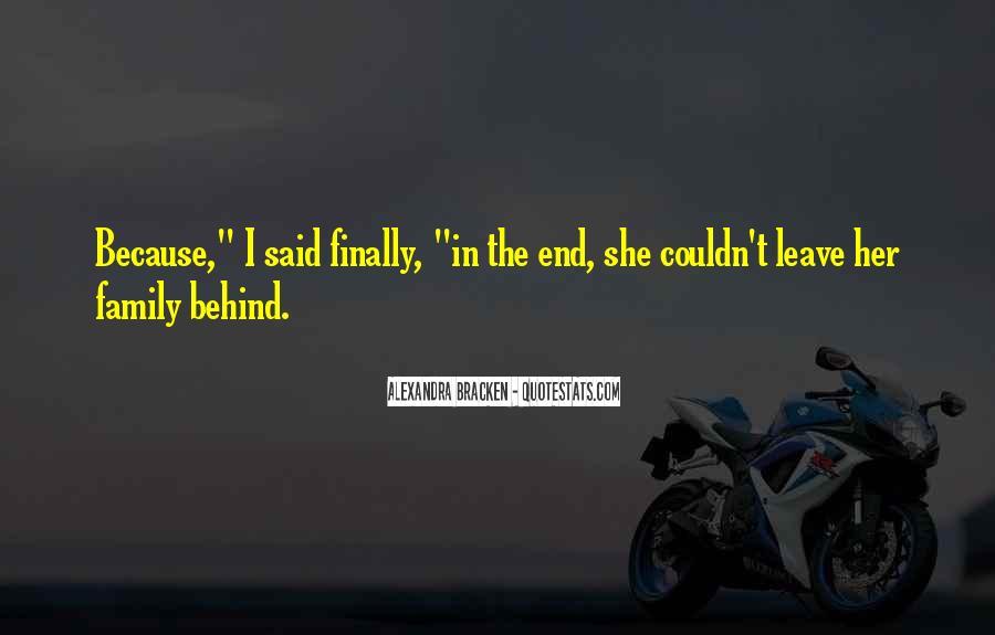 Alexandra Bracken Quotes #274338